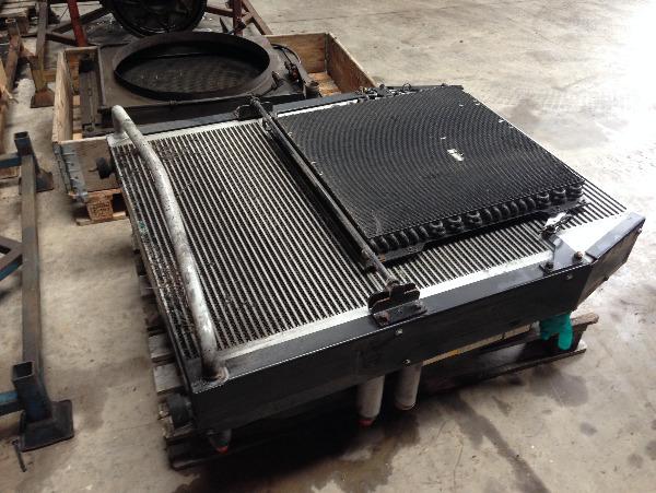 Valmet 941 Radiator / all oil coolers