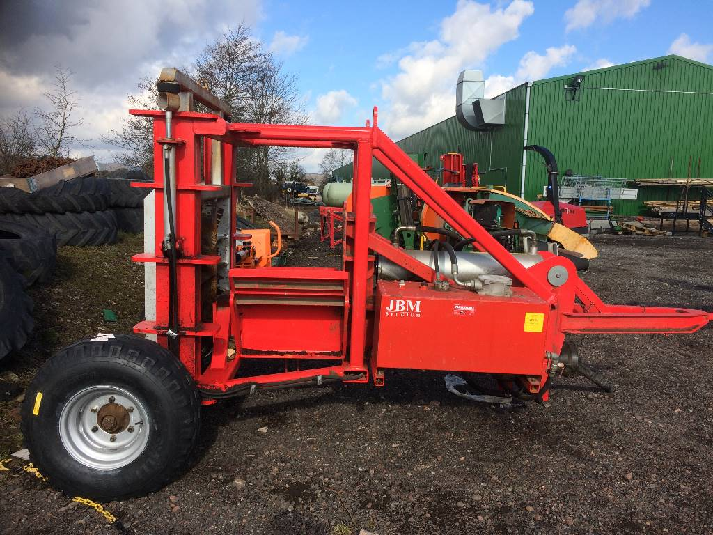 [Other] JBM 60 TONNE SPLITTER