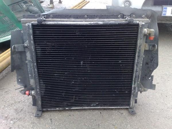 Timberjack 810B coolers / radiator