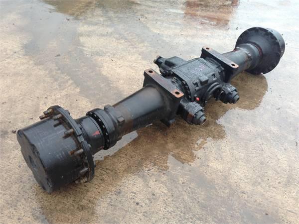 Timberjack 1270D F058314 Rear axle / diff LOK 101