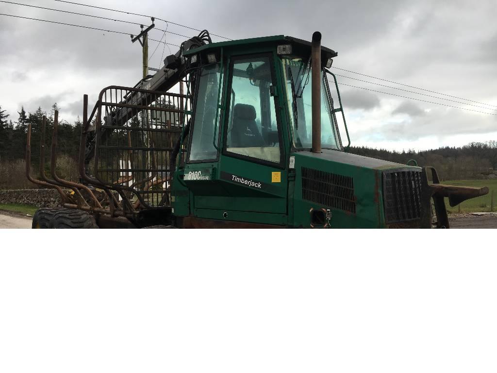 Timberjack 810 c