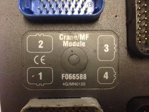 John Deere Timberjack Crane / MF Module F066588
