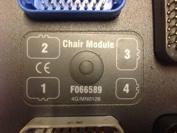 John Deere Timberjack Chair Module F066589