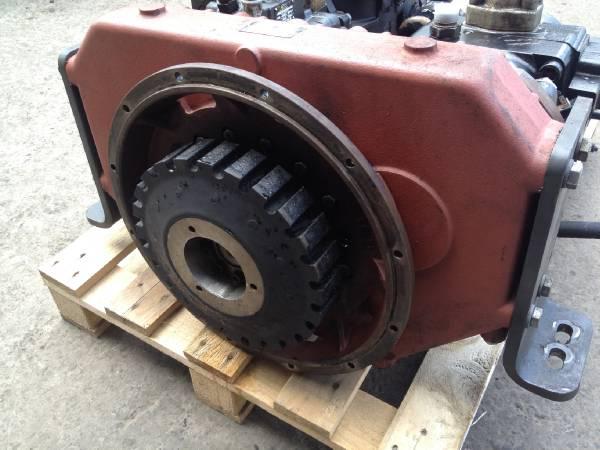 Ponsse Ergo Pump gearbox