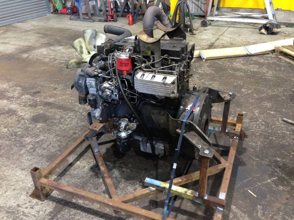 Timberjack 810B 1004T Perkins engine