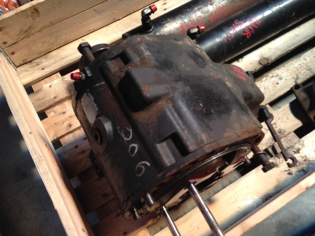 Timberjack 1410B / 1470A Differential LOK 102