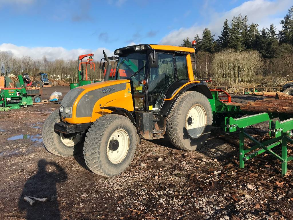 Valtra N101 Reverse Drive