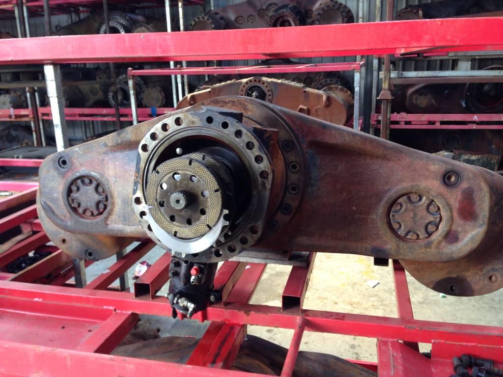 Timberjack 810B Bogie / epicyclic / diff LOK 37