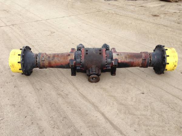 John Deere Rear Axle : John deere d rear axle differential lok united