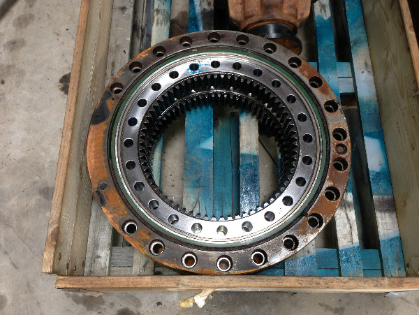 John Deere Timberjack 1710 / 1710D / 1470D boggie bearings