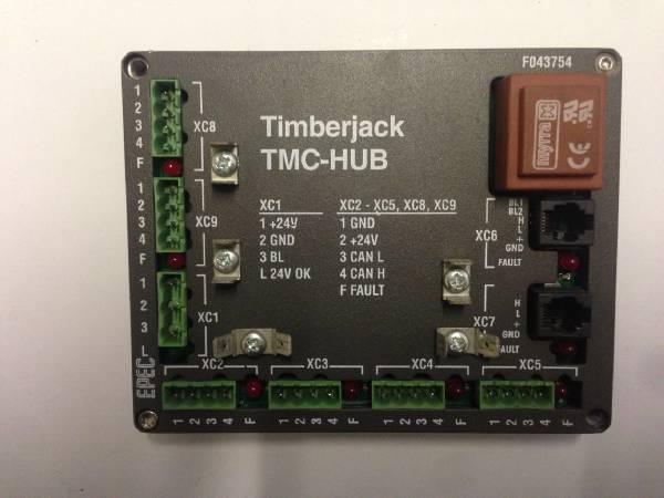 Timberjack TMC-HUB F043754