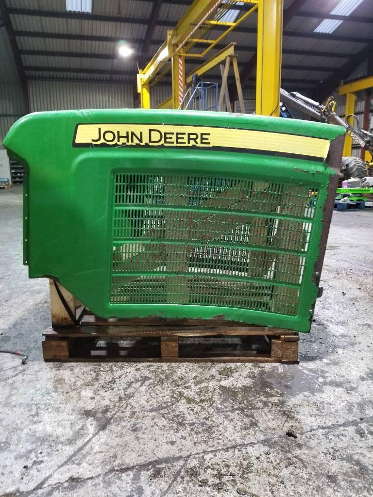 John Deere 1270 E Eco III ENGINE HOOD