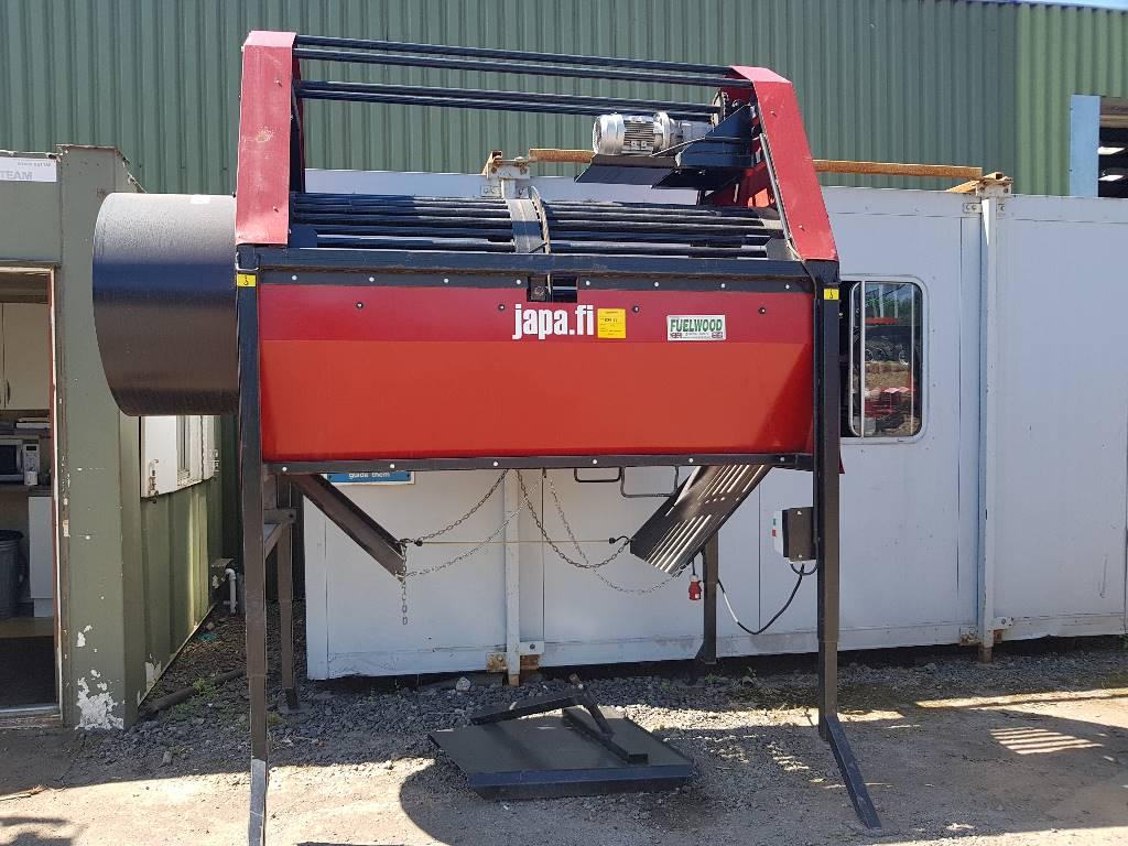 Japa 475 400V Tumbler Cleaner