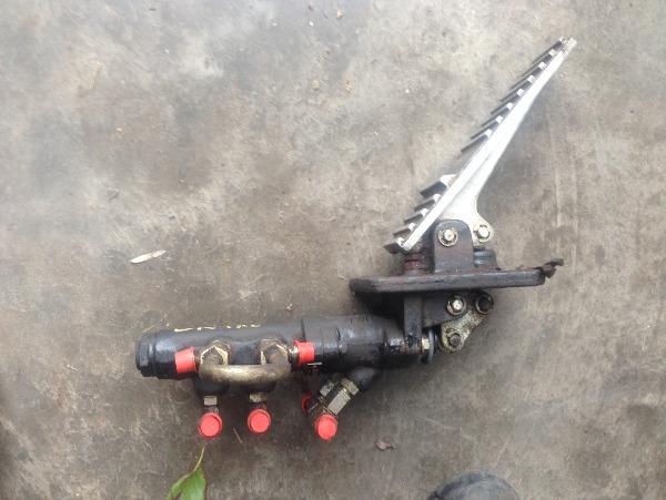 Valmet 860.1 brake valve