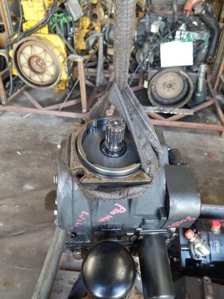 Ponsse Wisent Transmission Pump