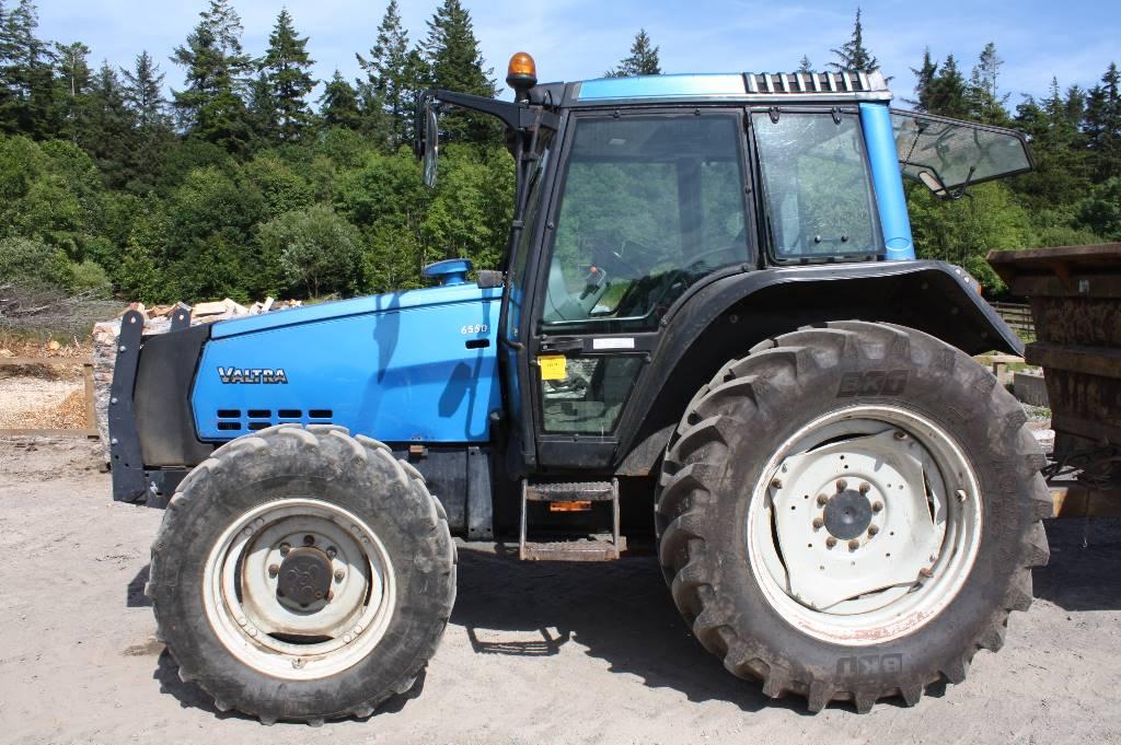 Valtra 6550 tractor