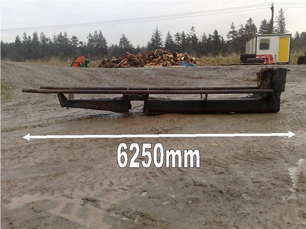 Timberjack 1110 long wagon frame