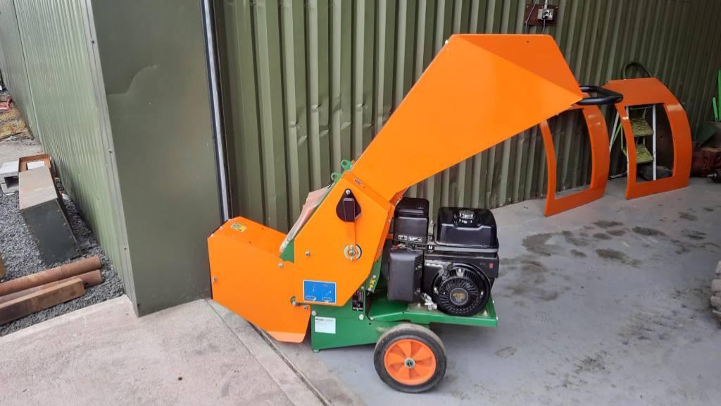 Posch Garden Shredder with Engine