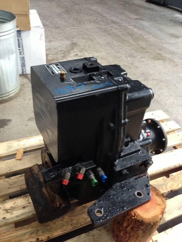 John Deere 1470D Transfer gearbox LOK 110