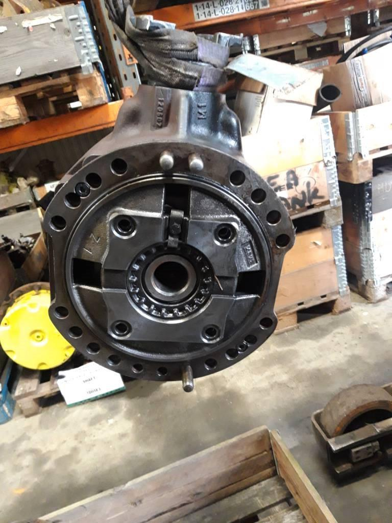 Timberjack 1070d BOGIE DIFF, LOK 135 5