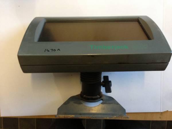 Timberjack 3000 screen F0602114