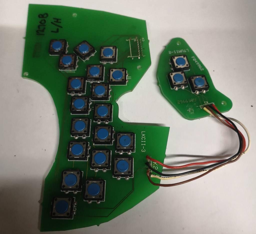 Timberjack 1270C / 870B / 1470 / 1070 CIRCUIT CARDS