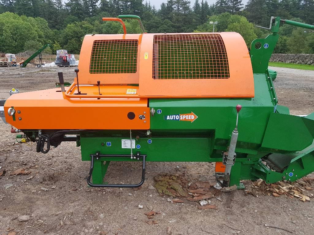 Posch S-280 Firewood Processor