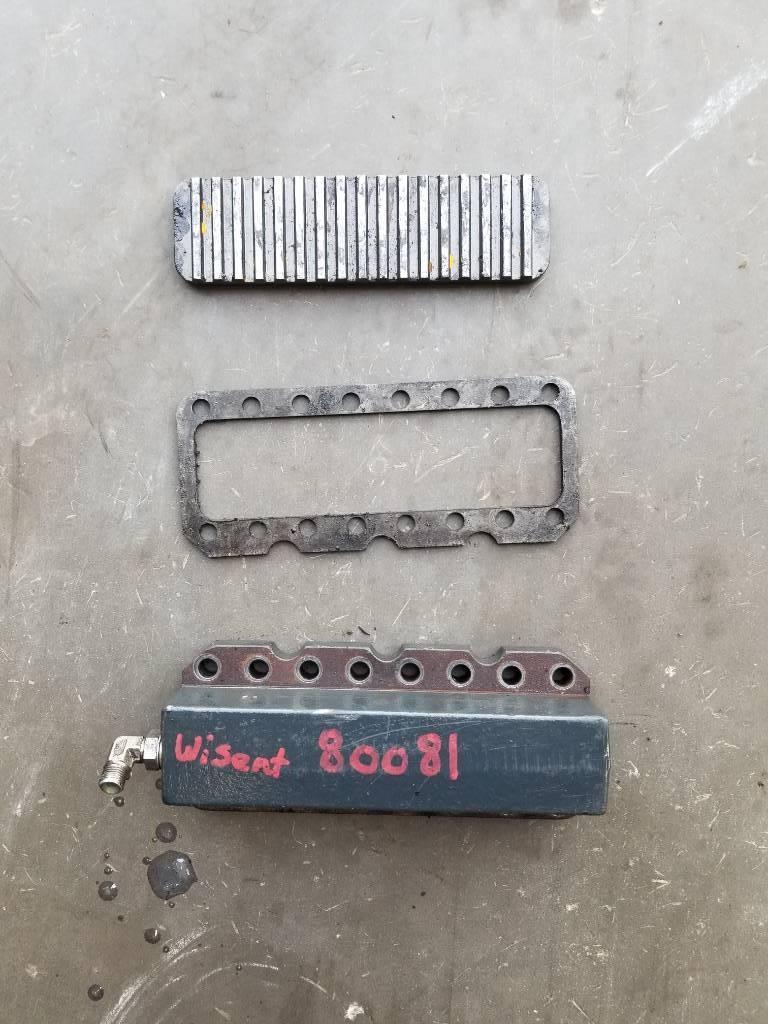 Ponsse Wisent Frame Brake
