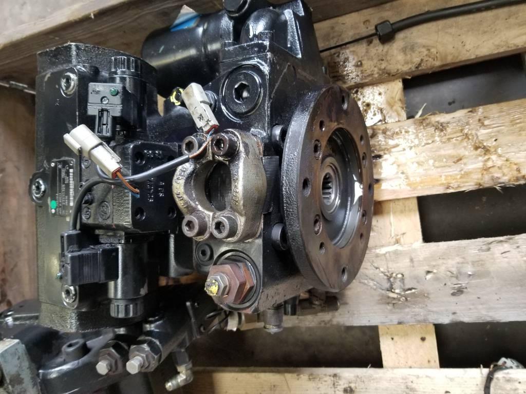Timberjack 1410D Transmission Pump