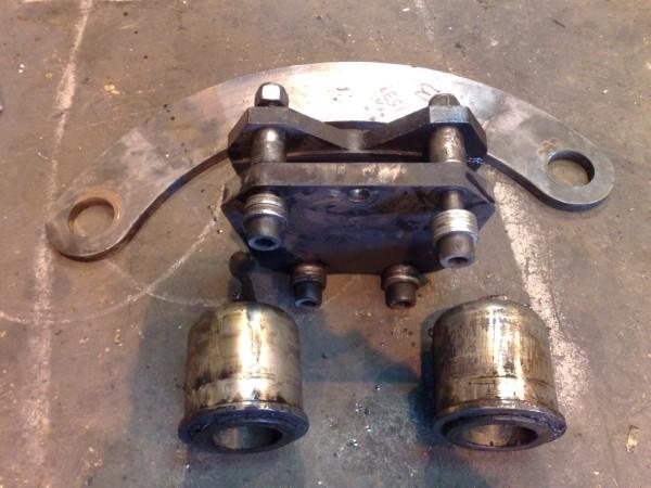 Timberjack 1270B Centre brake / Lock