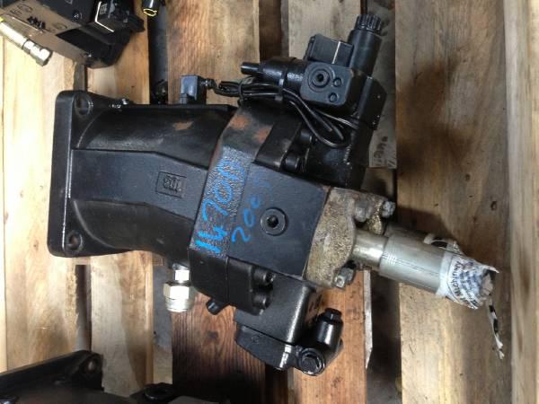 John Deere 1470D Trans motor F062681
