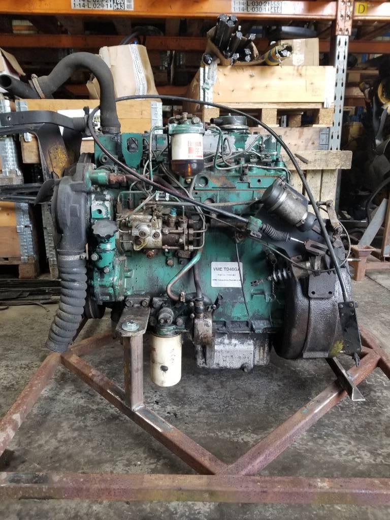 Timberjack 1010 PERKINS ENGINE