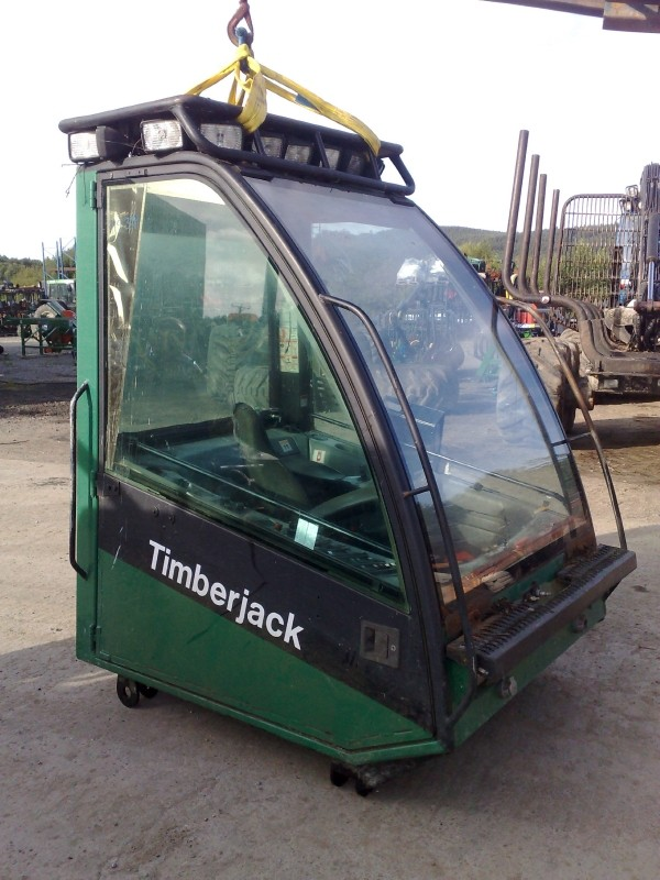 Timberjack 1270B / 1270C Complete cabin