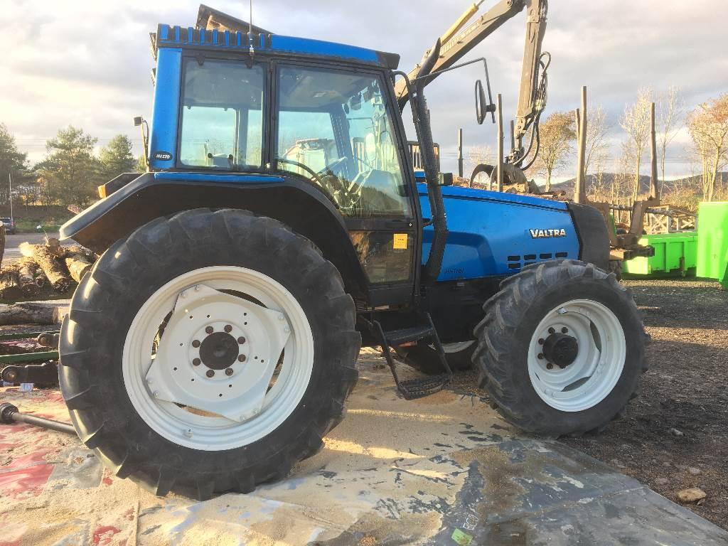 Valtra 6300 Tractor