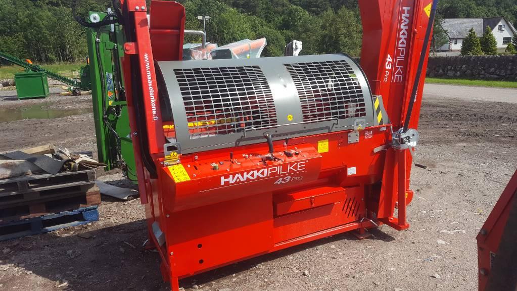 Hakki Pilke 43 PRO Firewood Processor