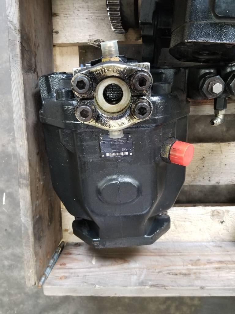 Timberjack 1410D HYDRAULIC PUMP