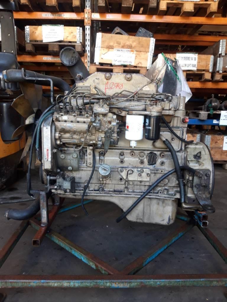 Timberjack 1070 Cummins Engine