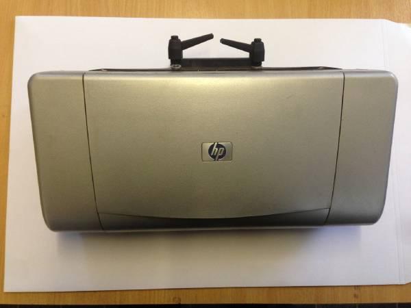 John Deere HP printer HP SNPRC-0307
