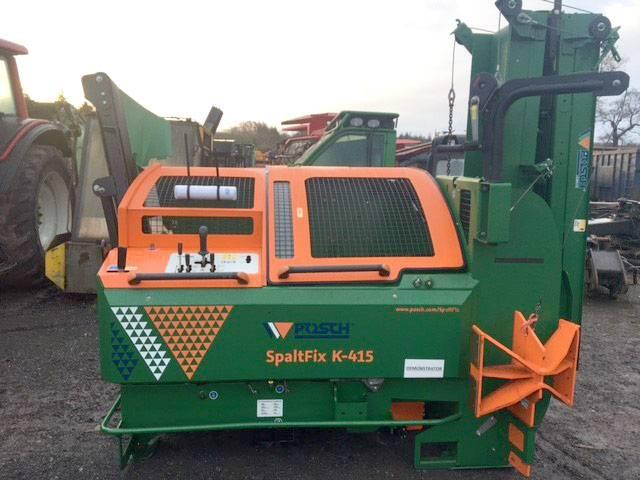 Posch K-415 PTO Firewood Processor (Ex-Demo)