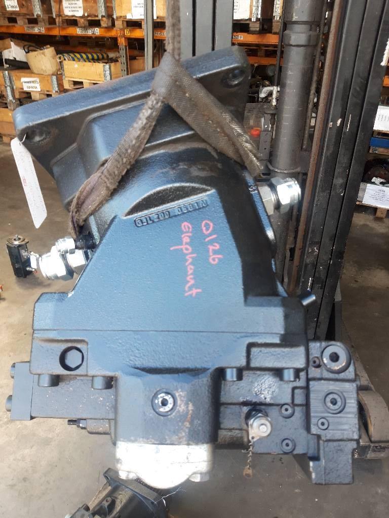 Ponsse Elephant Transmission Motor