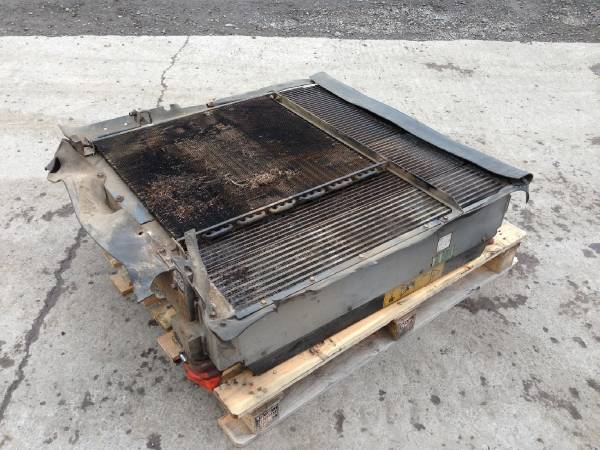 John Deere 1470D Radiator / all oil coolers
